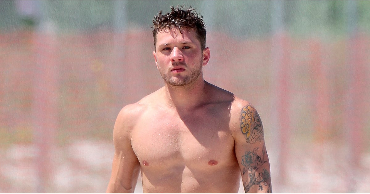 Ryan Phillippe Shirtless Pictures | POPSUGAR Celebrity
