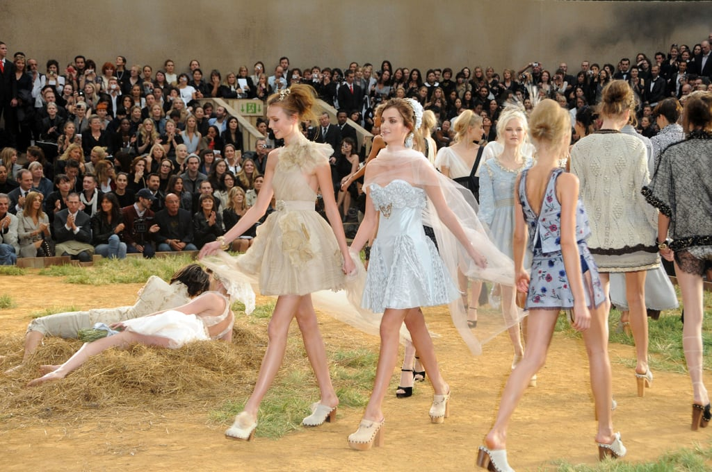 Paris Fashion Week, Spring 2010: Chanel
