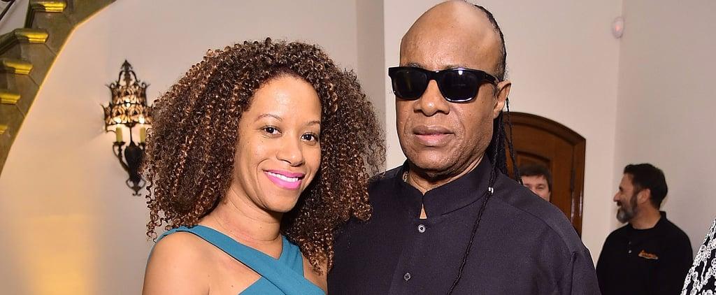 Stevie Wonder and Tomeeka Robyn Bracy Married