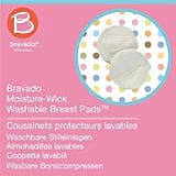 Bravado Moisture-Wick Washable Nursing Breast Pads ($14)