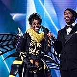The Bee Is . . . Gladys Knight!