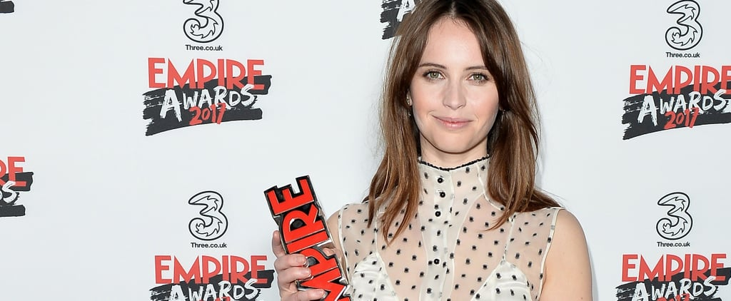 Tom Hiddleston and Felicity Jones Were Big Winners at the Empire Awards