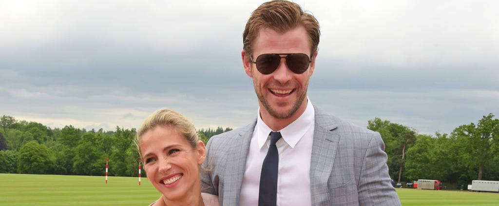 """Elsa Pataky Talks About Her """"Dream"""" Life With Husband Chris Hemsworth"""