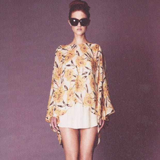 Two Nicoles Team Up For Winter Kate's Spring '11 Lookbook