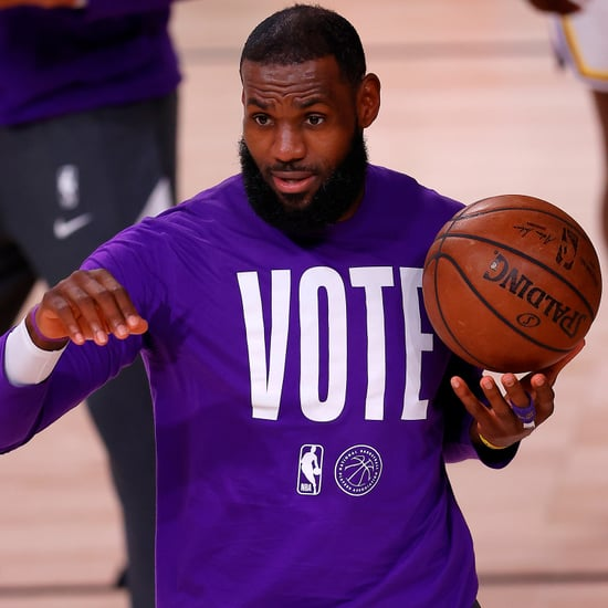 LeBron James, Michelle Obama Launch Early Voting Initiative