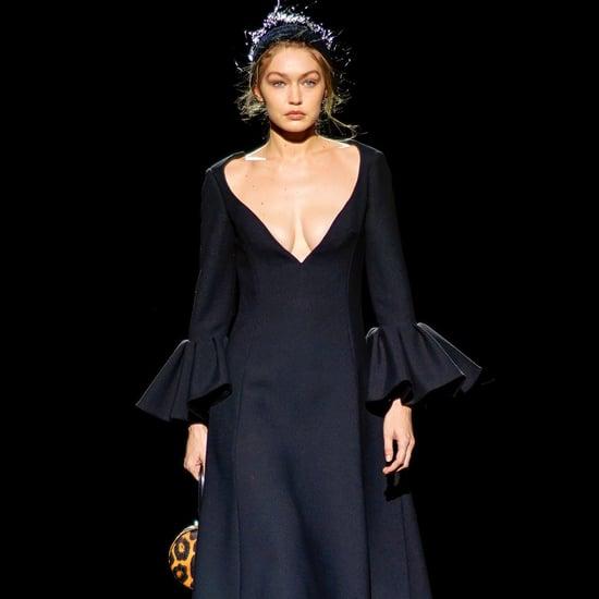 Gigi Hadid at Fashion Week Fall 2019