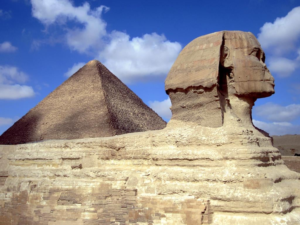 Pyramids of Giza and The Great Sphinx | Famous Landmarks