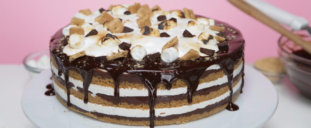 Smores Cake | Food Video