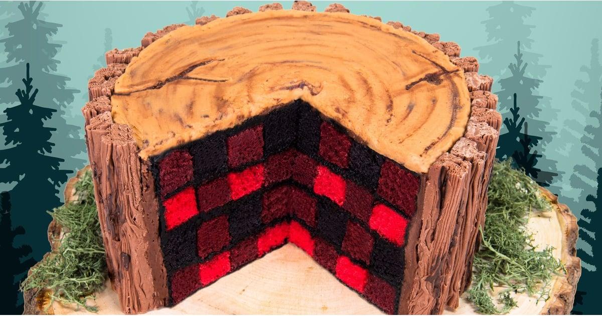 How To Make A Lumberjack Cake Popsugar Food