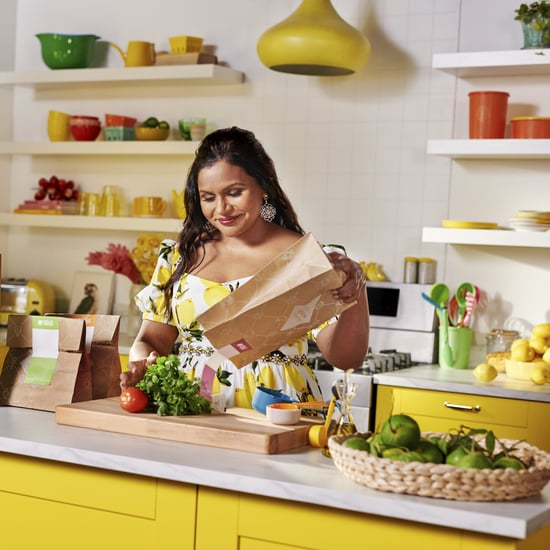 Mindy Kaling on How She Became a Better Cook For Kids