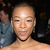 Samira Wiley at BCBG Max Azria