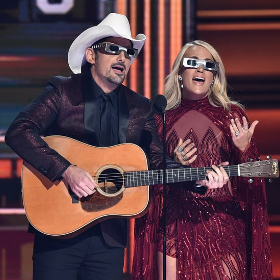 Carrie Underwood's Donald Trump Joke at the 2017 CMA Awards