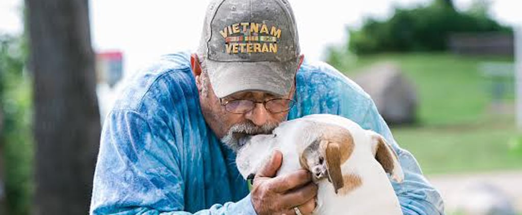 This Story of a Vietnam Vet and His Pit Bull Is the Sweetest Thing You'll Read Today