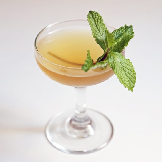 Ginger Green Tea Cocktail