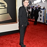 Jesse McCartney at the 2014 Grammy Awards.