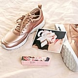 Nike Bandier Rose Gold Collection
