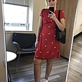 The Dress: POPSUGAR Printed Wrap Dress