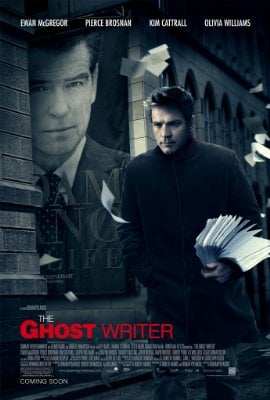 Watch Trailer For The Ghost Writer Starring Ewan McGregor, Pierce Brosnan, Kim Cattrall Directed By Roman Polanski