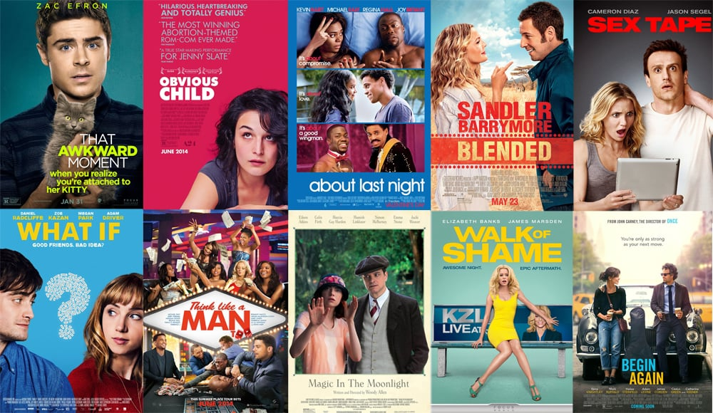 Best Romantic Comedies Of 2014 Popsugar Entertainment