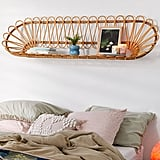 Mariella Headboard Wall Shelf