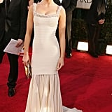 Emily Blunt in Herve Leger in 2007.