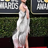 Joey King at the 2020 Golden Globes