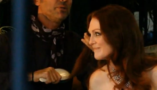 Sneak Peek! Julianne Moore For Bulgari