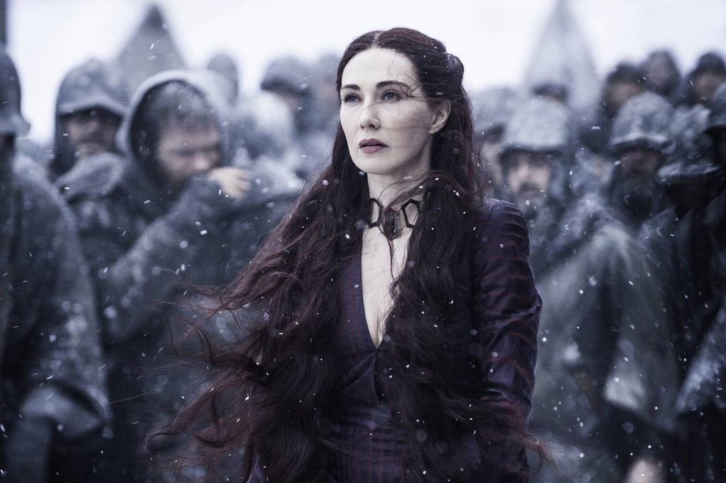 Game of Thrones Cast Reacts to Melisandre's Twist