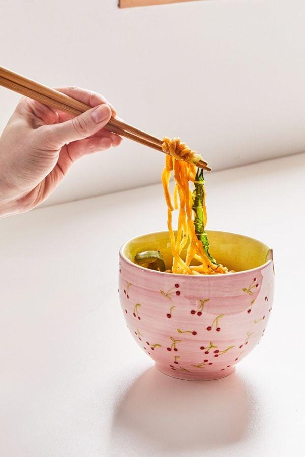 Cherry Noodle Bowl