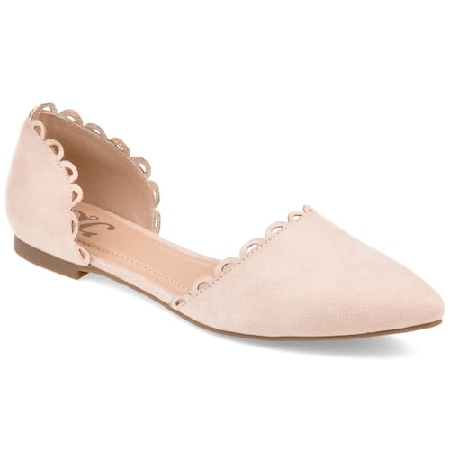 Journee Collection Jezlin D'Orsay Flats