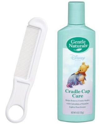 One Sure Cure For Cradle Cap Popsugar Moms
