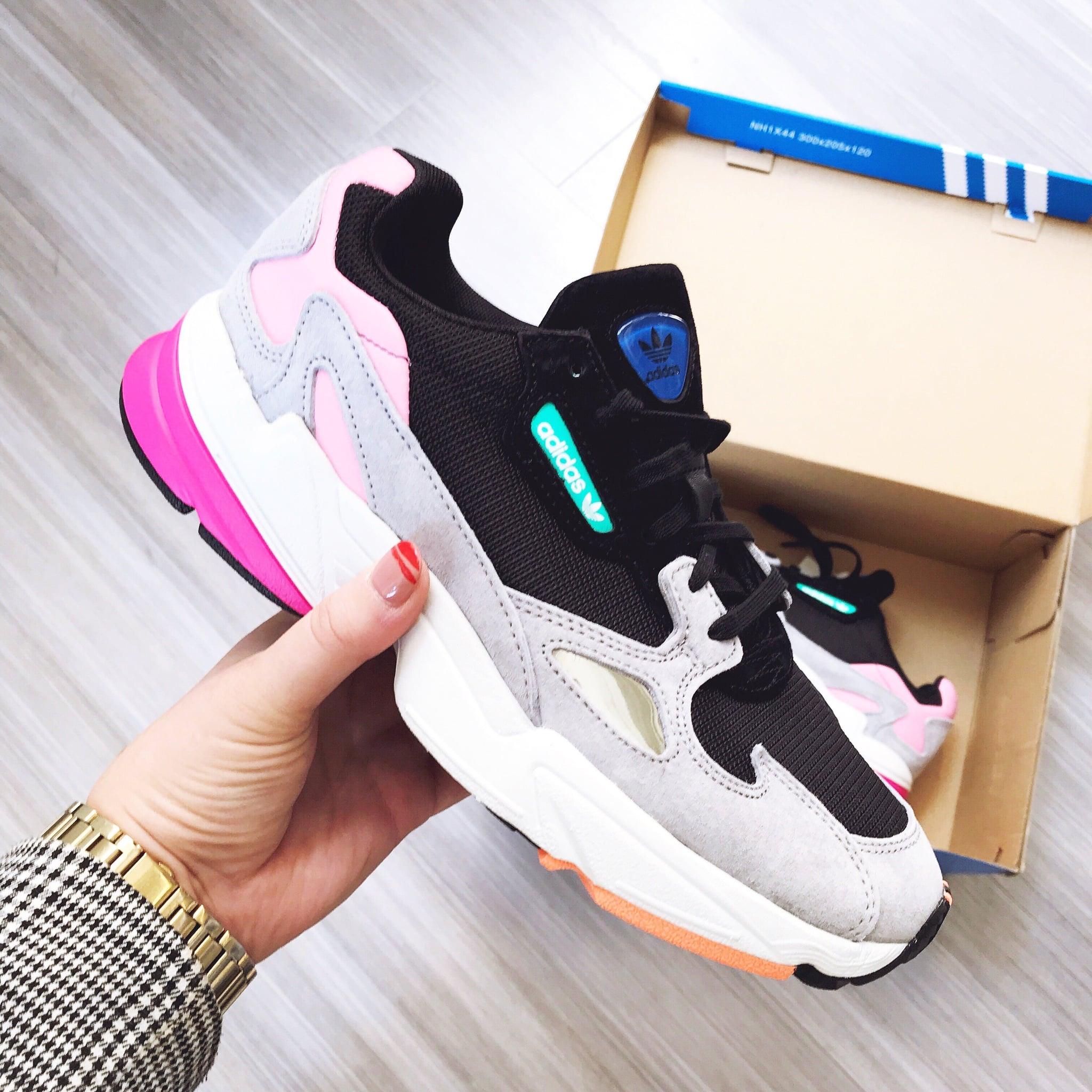 Adidas Falcon Sneaker Review | POPSUGAR
