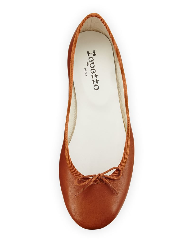Every girl who admires French fashion knows it all starts with the basics, like a great pair of Repetto Ballerina Flats ($295). She'll wear these everywhere.