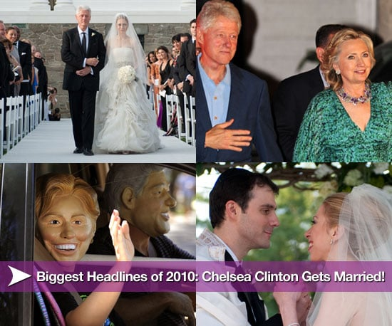 Chelsea Clinton Wedding Photography: Pictures From Chelsea Clinton's Wedding