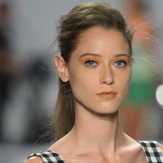 Nanette Lepore Hair and Makeup Spring 2013