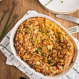 Ham and Gruyère Breakfast Strata
