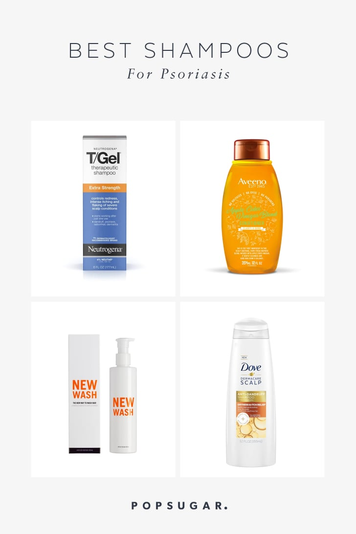 Best Shampoos for Psoriasis 2019