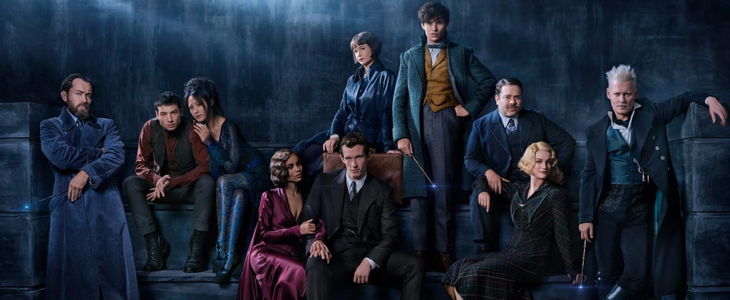 Brace Yourselves, Potterheads — The First Look at the Fantastic Beasts 2 Cast Is HERE