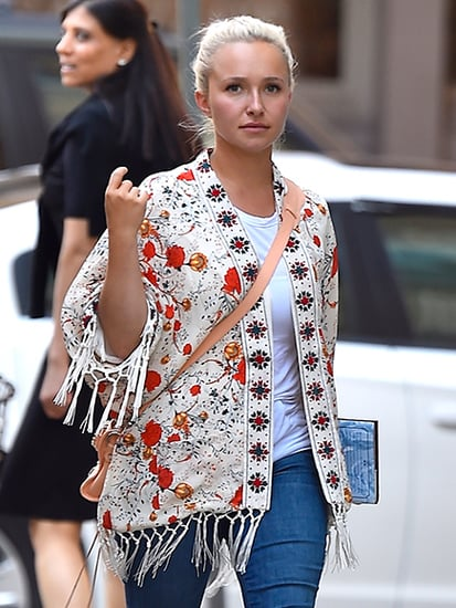 Hayden Panettiere Out and About in NYC After Receiving Treatment for Post-Partum Depression