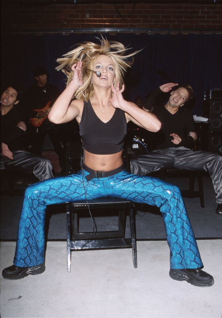 January 2000 Britney Spears Pictures Over The Years