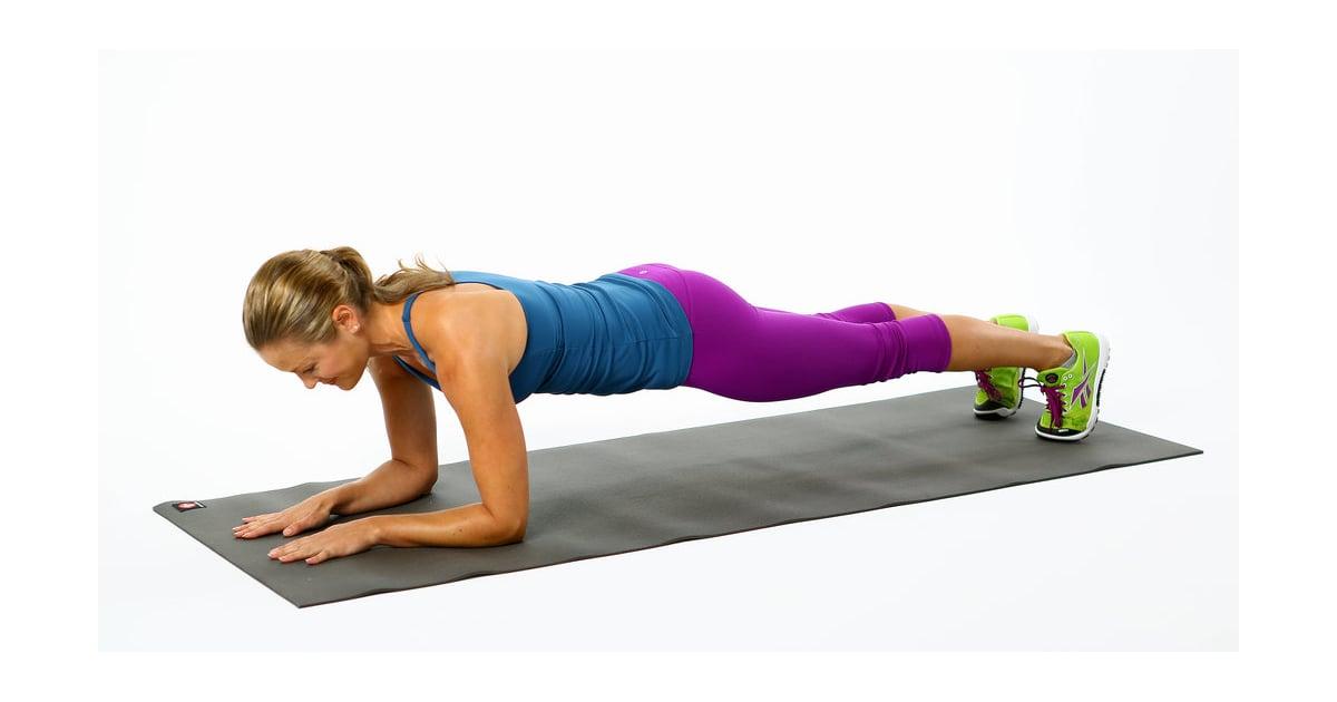 Elbow Plank | olahraga mengecilkan perut