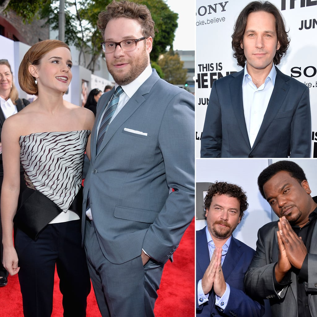 This Is the End Premiere in LA Red Carpet | Photos