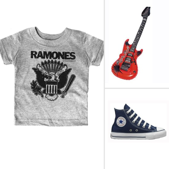 Rock Star Easy Halloween Costume Ideas For Kids Popsugar Family