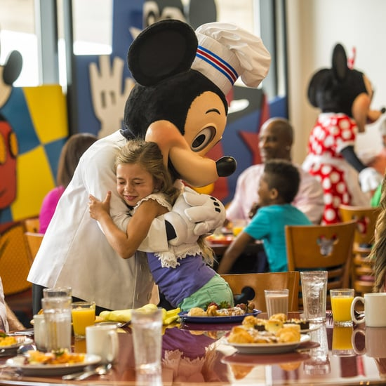 Best Places to Eat at Disney World With Kids