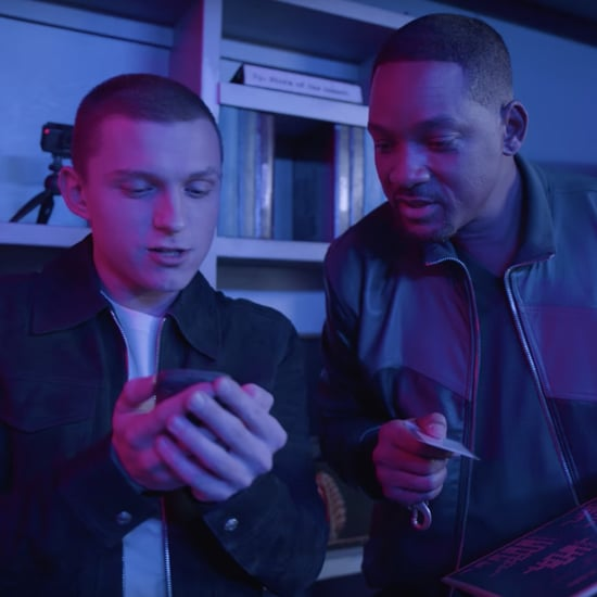 Tom Holland and Will Smith Go Through an Escape Room | Video