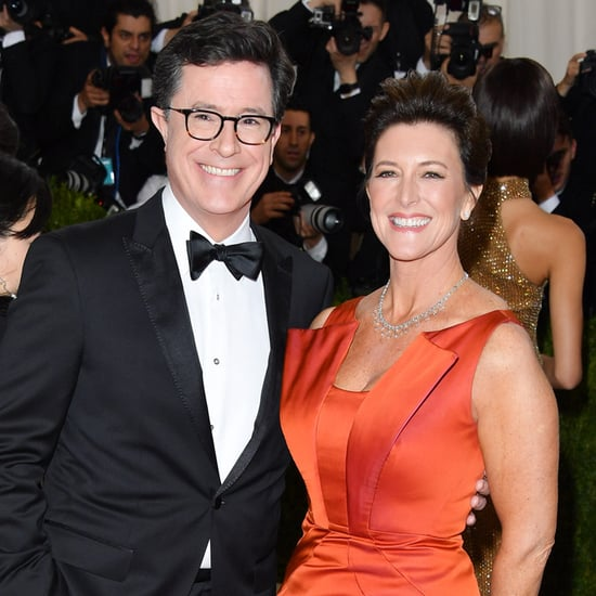 Stephen Colbert Talks About Meeting His Wife July 2016