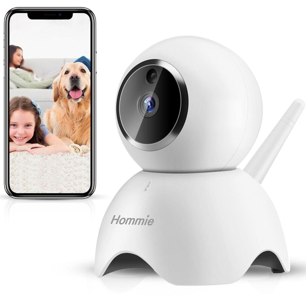 Hommie Wireless IP Camera