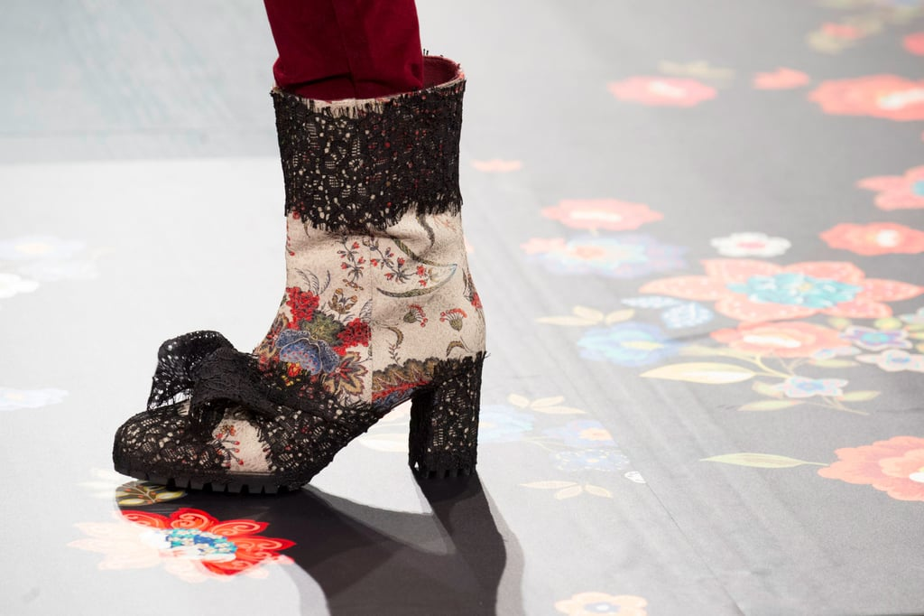Best Runway Shoes Fashion Week Fall 2017