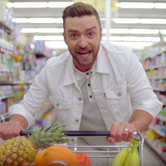 """Justin Timberlake's """"Can't Stop the Feeling!"""" Full Video"""