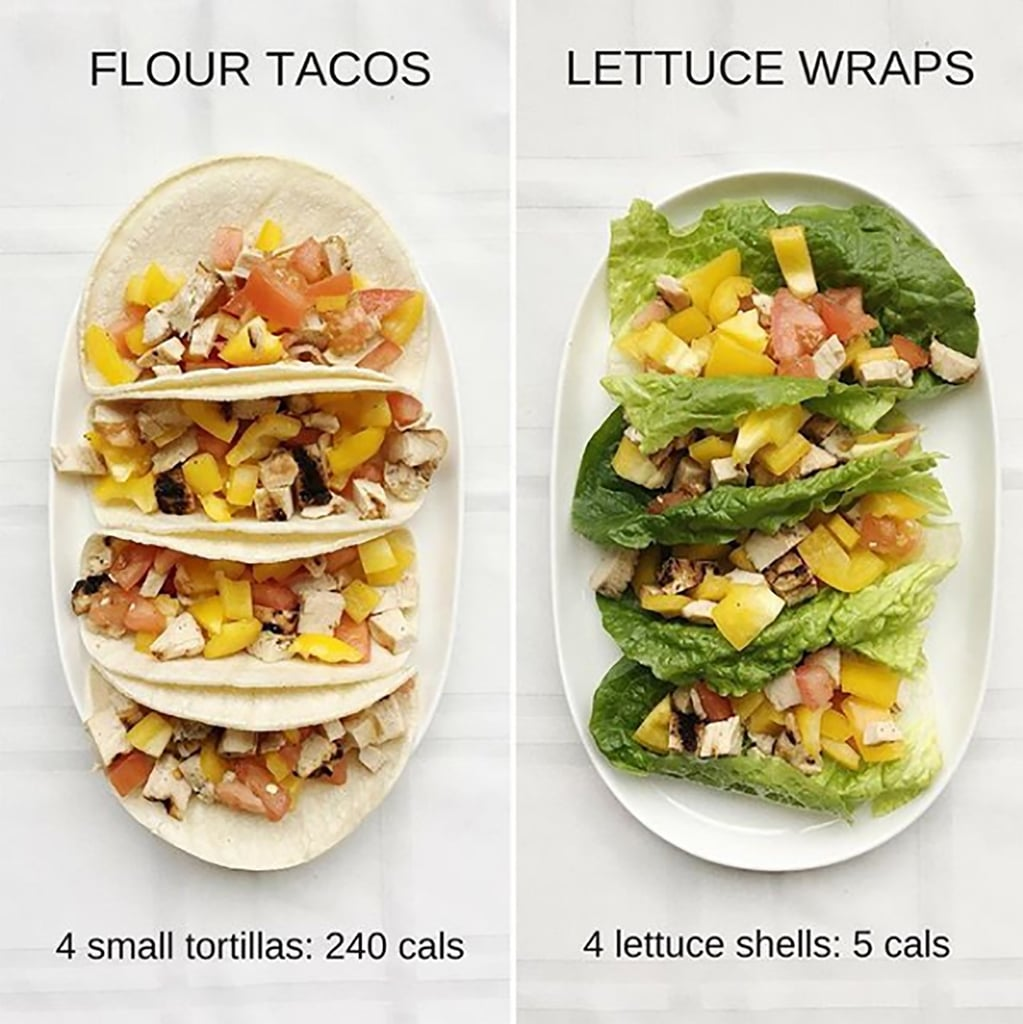 How to Save Taco Calories